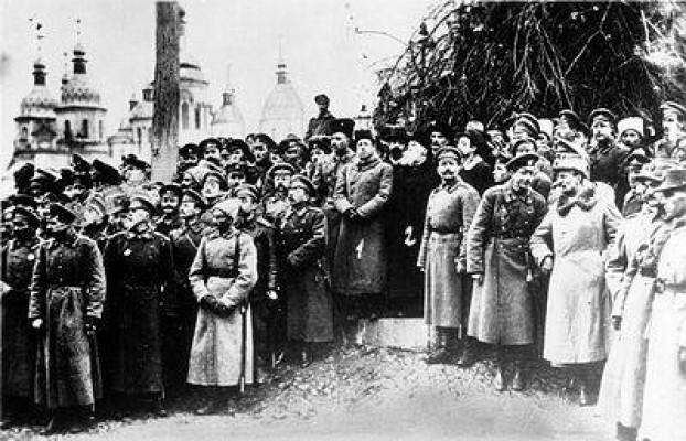 20 ноября исполнилось100 лет со дня провозглашения УНР
