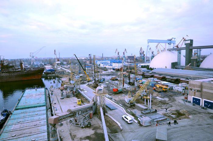 «НИБУЛОН» увеличивает мощности перевалочного терминала в Николаеве