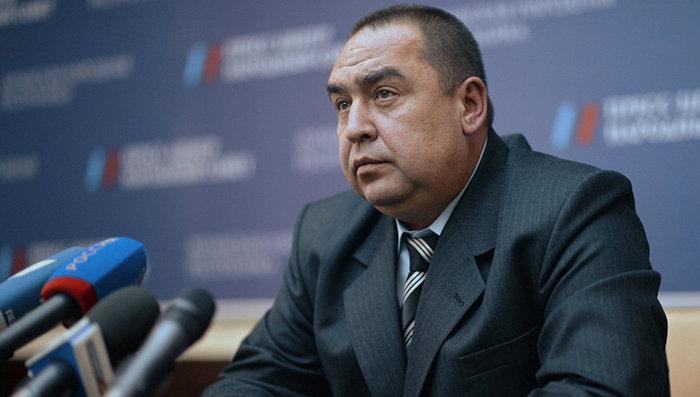 «Глава» «ЛНР» Плотницкий «сложил» свои полномочия