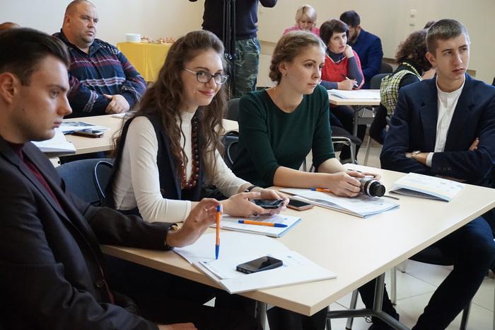 Николаевская молодежь продвигает философию «молодежного работника»