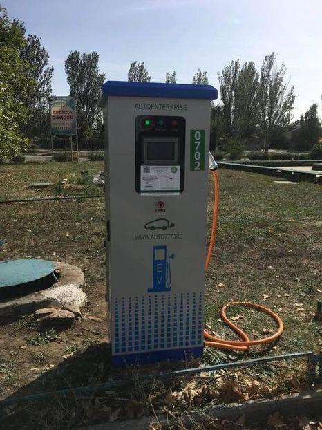 Проблемы с зарядкой электромобилей в Корабельном районе (ВИДЕО)