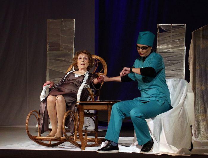 Невероятный триумф Сталины Лагошняк в новом спектакле