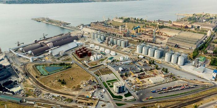 Порт «Ника-Тера» попал в тройку лучших Украинских портов по приросту перевалки зерновых