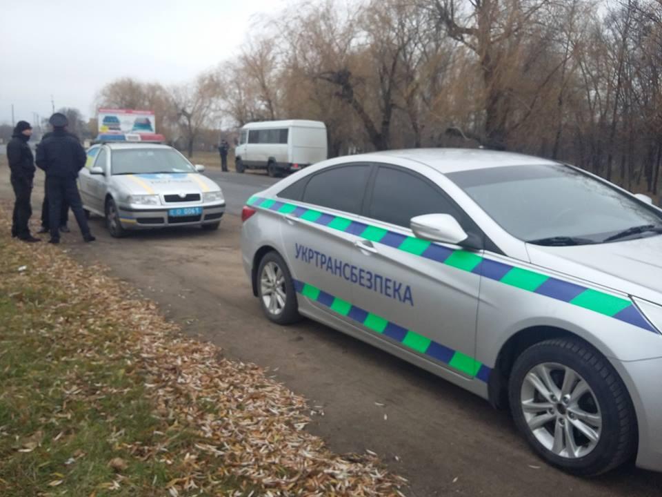 Перевірка пасажирського транспорту у Вознесенську виявила численні порушення