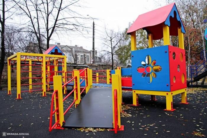 Грядущий год в Корабельном районе сулит открытием центра для реабилитации детей-инвалидов