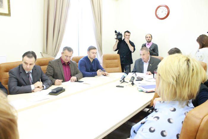 В Терновке хотят открыть новый сквер