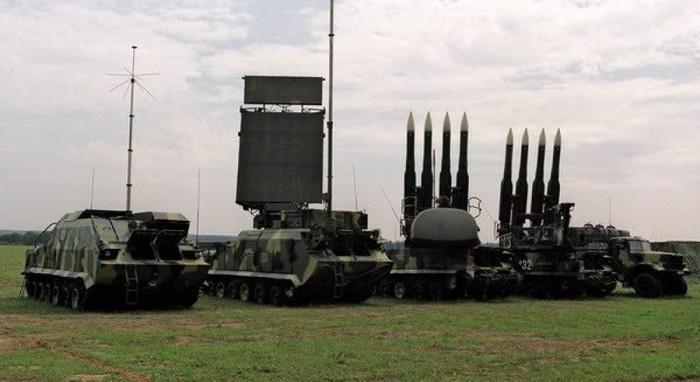 ВСУ проводят испытания зенитных управляемых ракет на Херсонщине (ФОТО)