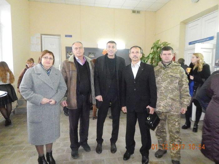 Громада Миколаївського району відзначила Міжнародний День Волонтера