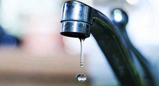 Кто останется без воды сегодня