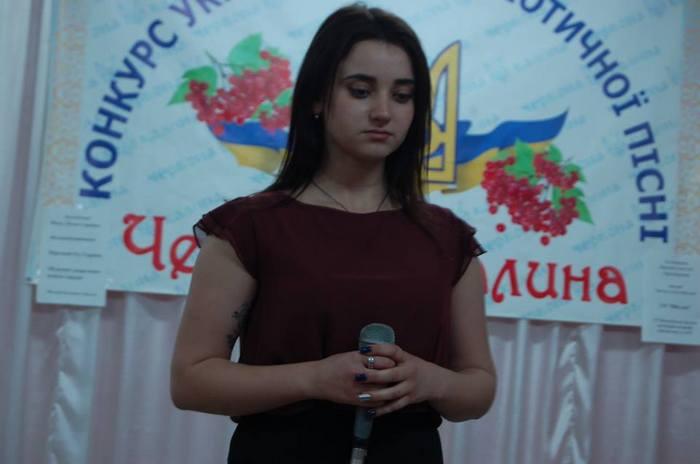 В Николаеве прошел 21-й конкурс патриотической песни «Червона калина»