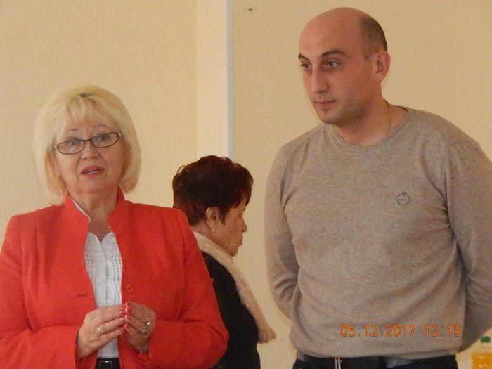 Благотворительный фонд «Рух милосердя» вручил награды лучшим волонтерам