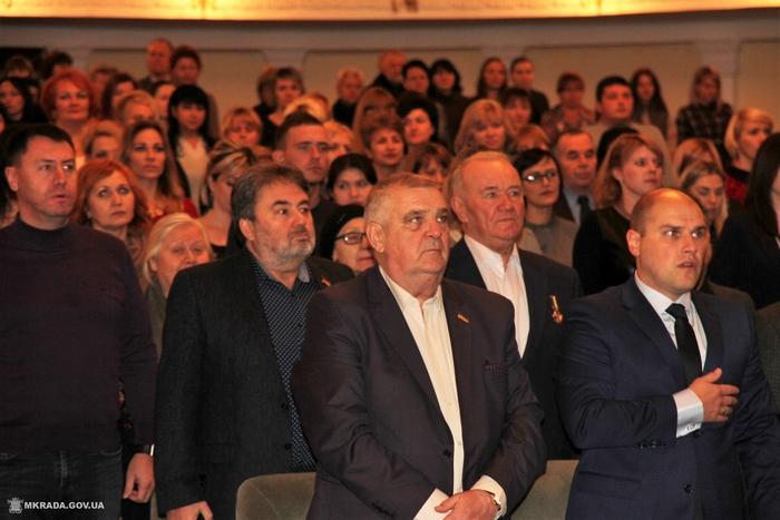 У Миколаєві відзначили День місцевого самоврядування