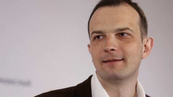 Мустафа Найем Уверен, что Егора Соболева уволили по личному требованию Петра Порошенко