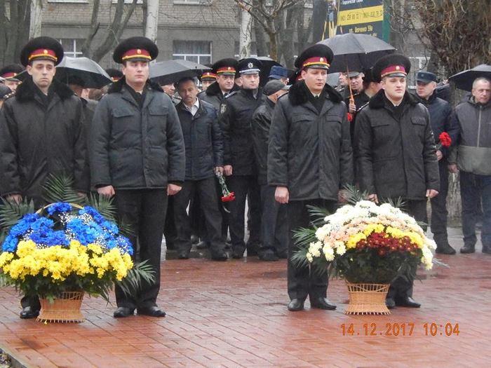 День вшанування учасників ліквідації наслідків аварії на Чорнобильській АЕС відзначили в Миколаєві