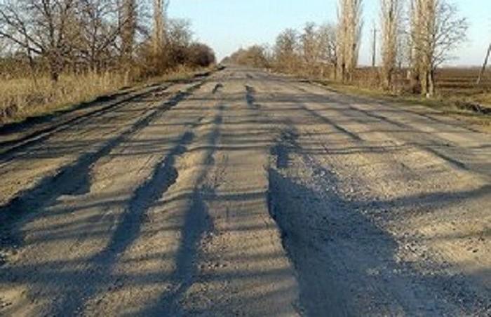 Привет Гройсману от украинцев, и «спасибо» за 96% «отремонтированных» дорог