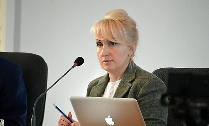 Казакову попросили дать оценку её работы на должности ИО мэра Николаева