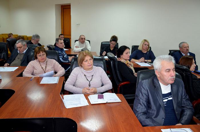 В Николаеве собралась комиссия по вопросам техногенно-экологической безопасности и чрезвычайных ситуаций