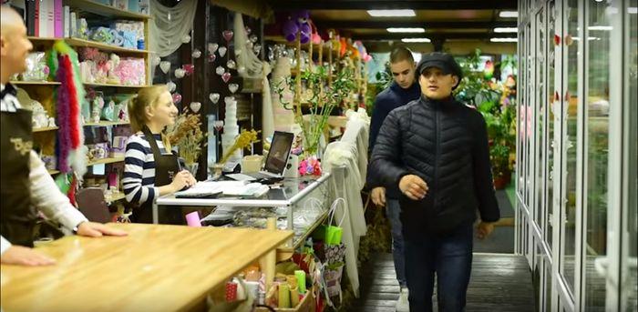 В Николаеве произошла попытка рейдерского захвата одного из магазинов (ВИДЕО)