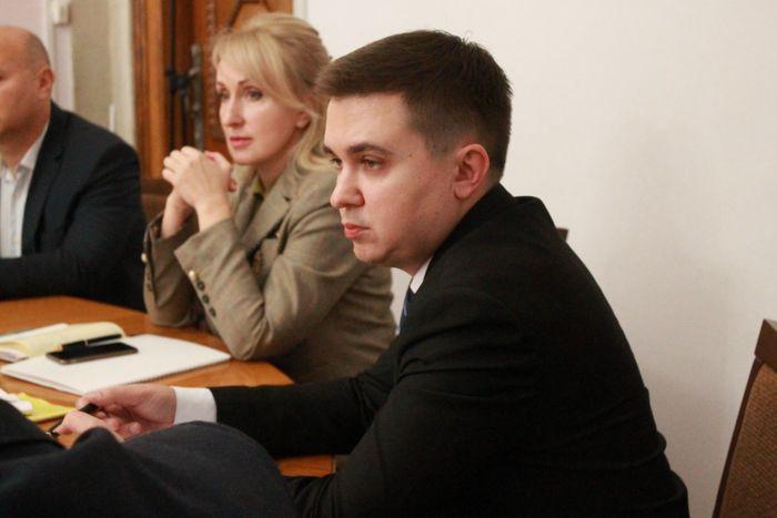 В горсовете представили нового руководителя ЦПАУ