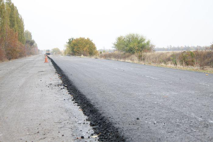 Из 48 км трассы Т-15-08 полностью готовы только 8 км