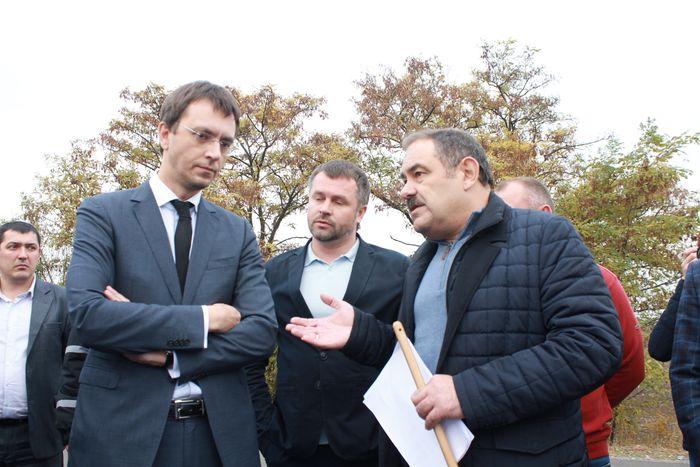 Омелян поддержал передачу больницы моряков на баланс области