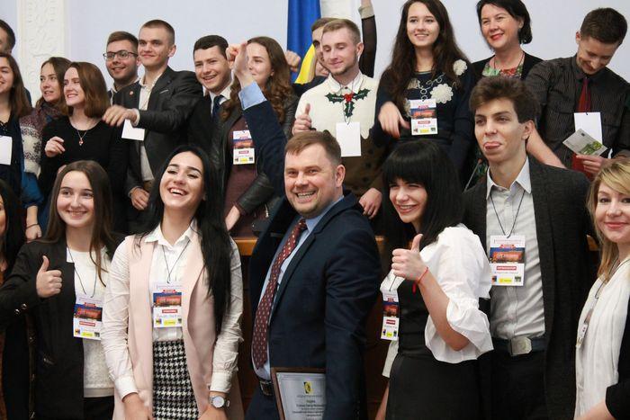 В Николаеве воспитывают новое поколение государственной власти