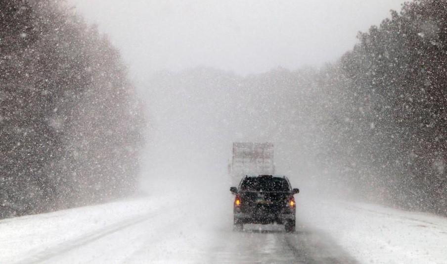 В Украину идут снегопады и сильные морозы: синоптики обещают до минус 25 градусов