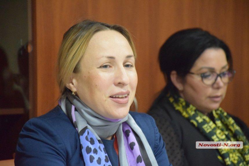 Глава Николаевского облсовета Виктория Москаленко стала мамой