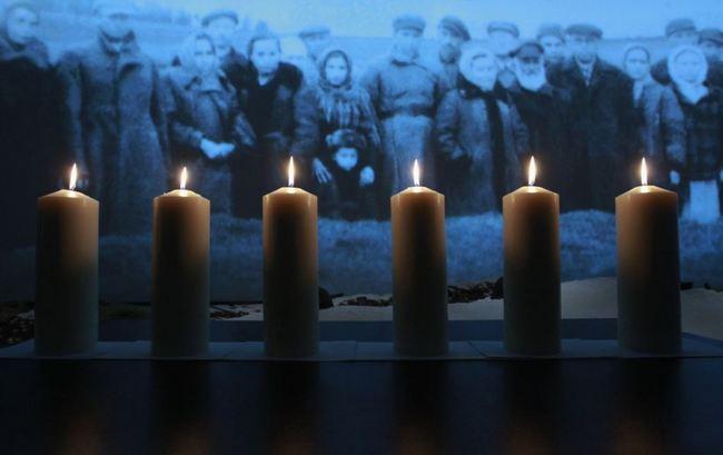 В Украине чтут память жертв Холокоста