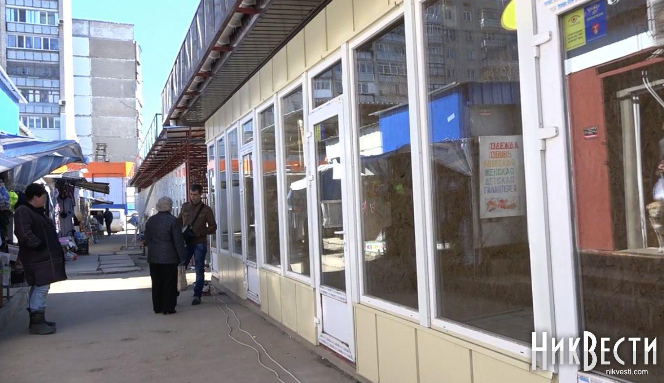 В мэрии Николаева намерены отказать в продлении сервитута на рынок «Оберегова» на округе депутата Панченко