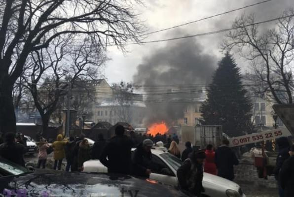 Николаевец потребовал от городской власти отчёта о безопасности рождественских ярмарок