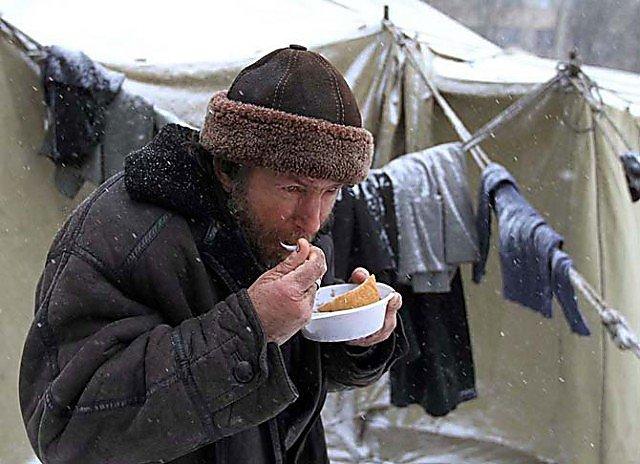 Адреса пунктов горячего питания и выдачи одежды для бездомных граждан в Николаеве