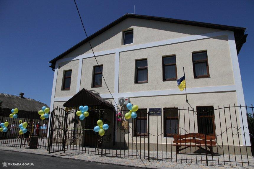 В Широкой Балке открыли капитально отремонтированную семейную амбулаторию