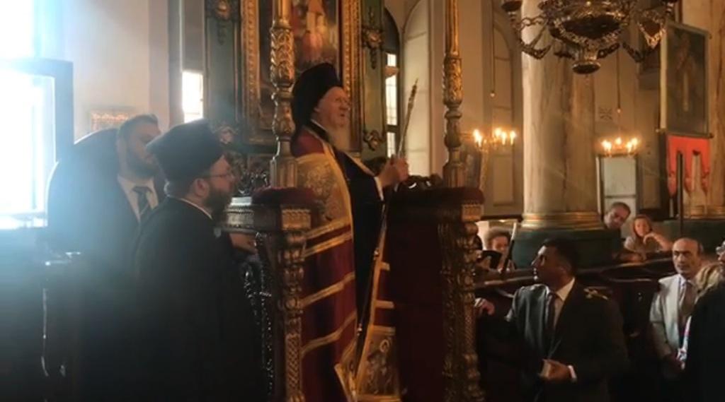 Константинопольский патриарх пообещал дать автокефалию Украине