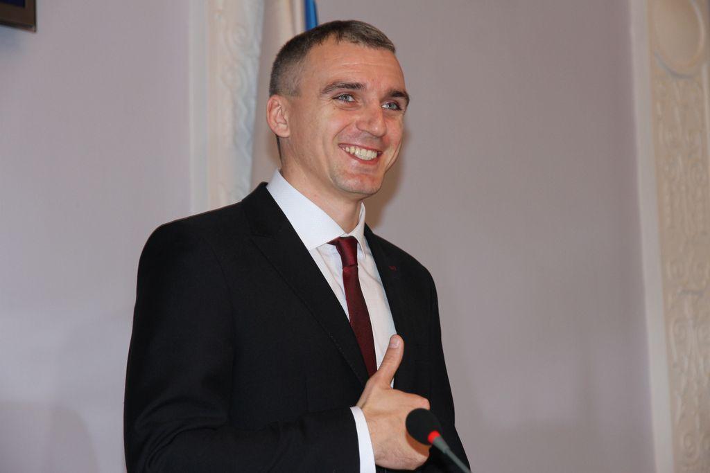 Мэр Сенкевич заявил, что в Николаеве среди бизнесменов очень много жлобов