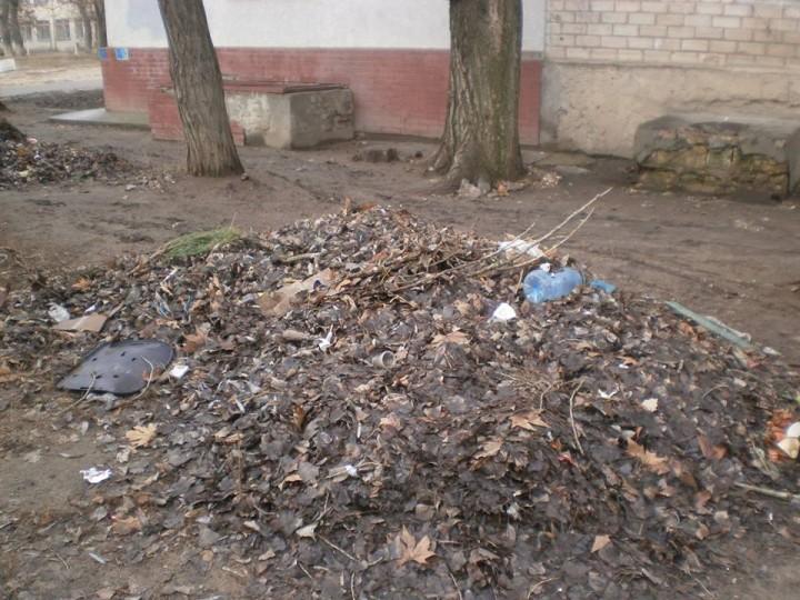 «Живем в болоте и мусоре»: николаевец показал «европейские» услуги от «Город для людей»