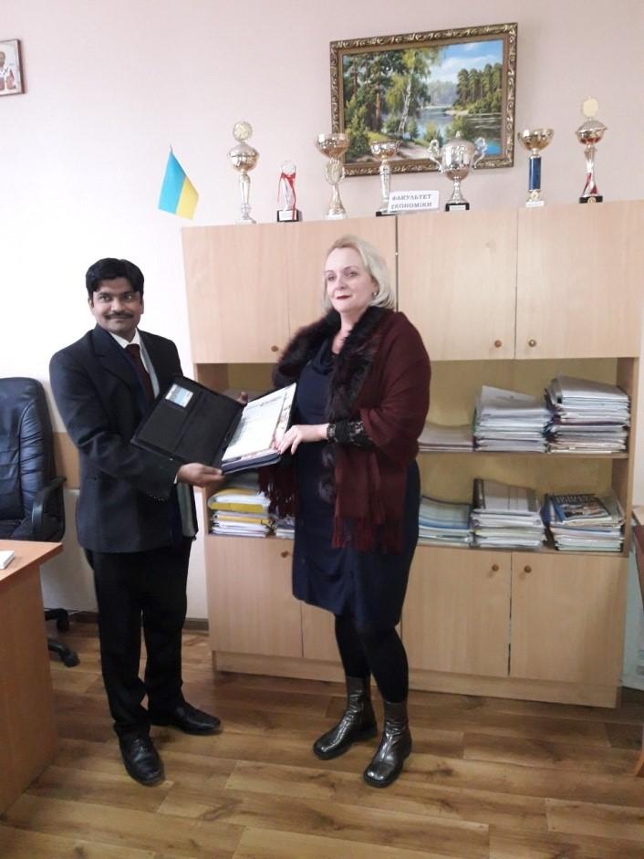 У Миколаївському національному університеті імені В.О.Сухомлинського відбулася відкрита лекція