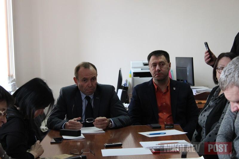 «Маргариновый скандал»: Николаевские чиновники, депутаты и общественники «разгребают» последствия