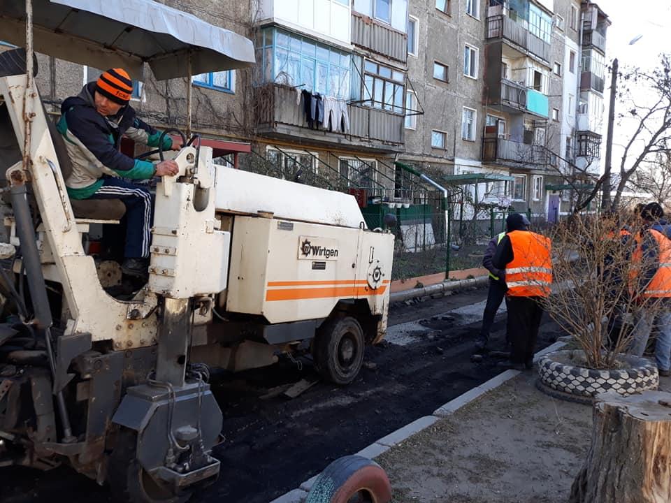 В Николаеве проводят ремонт на два дня