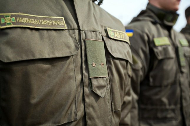 Військовослужбовці Національної гвардії України відзначають професійне свято