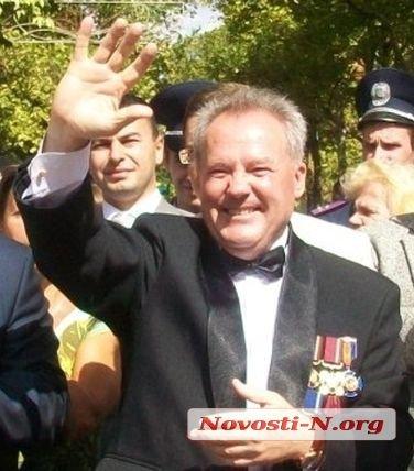 Сегодня исполнилось 6 лет, как не стало мэра Николаева Владимира Чайки
