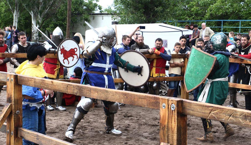 Рыцари спешат в Николаев!