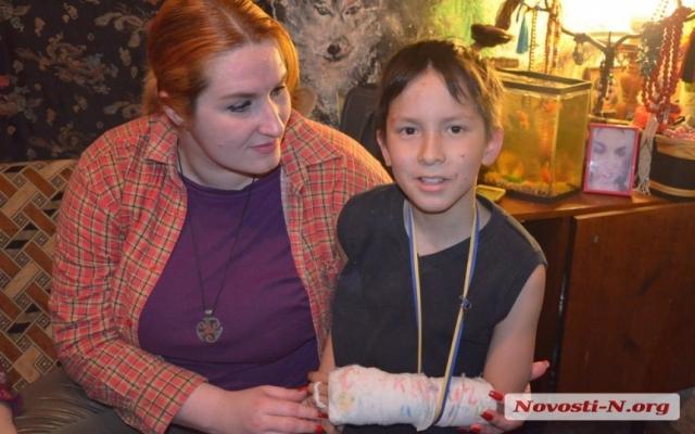 Многодетная мать-одиночка пригрозила мэру Николаева Александру Сенкевичу поселиться в его доме