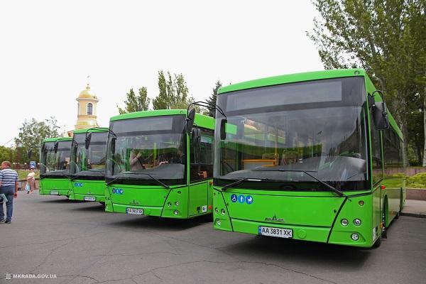 В Николаеве определились с маршрутами для купленных в лизинг автобусов