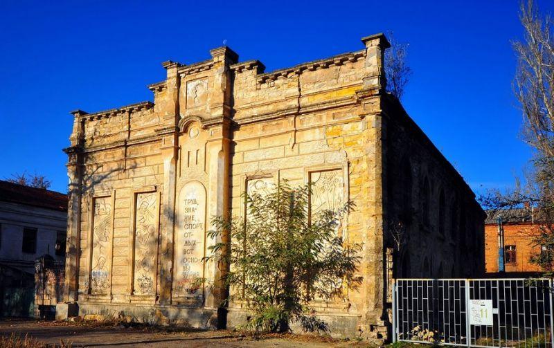 В Николаеве рядом со старой синагогой хотят построить культурно-религиозный центр с кошерной столовой