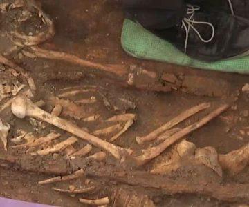 Под трассой «Николаев – Кропивницкий» нашли захоронения времен библейского Моисея