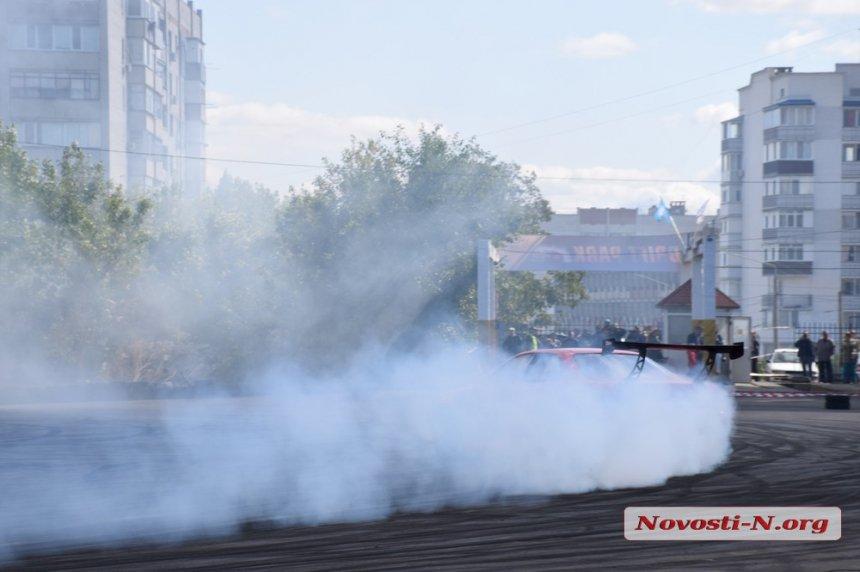 Открыт первый Drift Park в Николаеве
