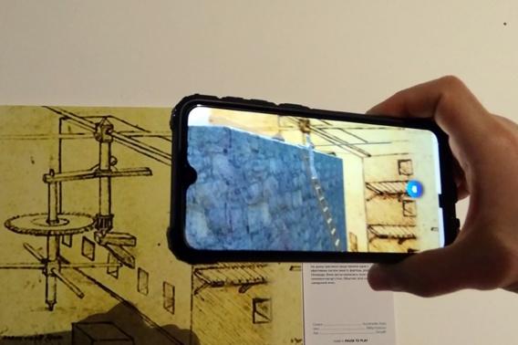 В Николаеве на «Восьмом причале» оживут чертежи Леонардо да Винчи
