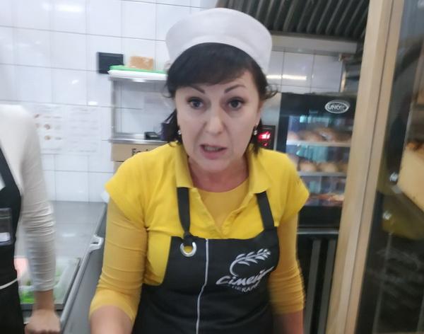 Жительница Корабельного района о скандале в супермаркете