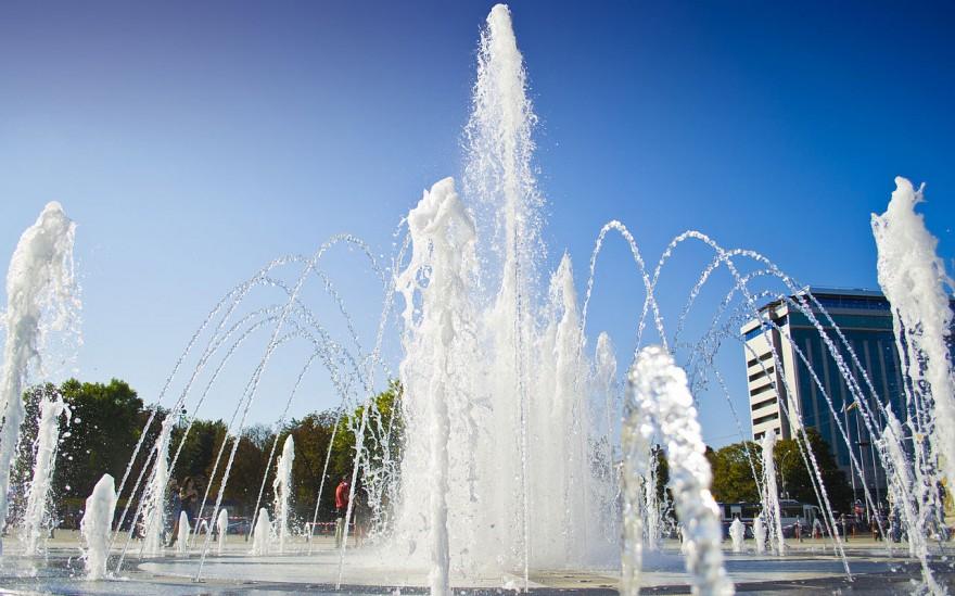 В Николаеве хотят вернуть городу фонтан возле ДК «Металлургов»